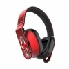 1MORE Design Over-Ear Headphones - สีแดง