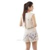 ชุดให้นม Phrimz : Merri Breastfeeding Jumpsuit - Vanilla