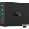AUKEY PA-T1 5 Ports USB Quick Charge 2.0