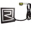 ที่ชาร์จ Remax RU-U7 3 USB HUB Card Reader สีดำ