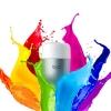 Xiaomi Yeelight E27 Smart LED Bulb (RGBW) - หลอดไฟแอลอีดีอัจฉริยะ รุ่นสี