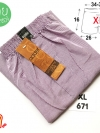 XL กางเกงบ๊อกเซอร์ผู้ชายสีม่วง รูปบ๊อกเซอร์สีม่วง