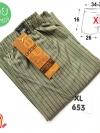 XL กางเกงบ๊อกสีเขียว บ๊อกเซอร์โทรนสีเขียว