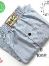 ขายบ๊อกเซอร์สีพื้น กางเกงในบ๊อกเซอร์สีสวย