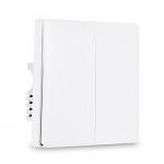 Xiaomi Aqara Wall Switch ZigBee Version (Two Buttons) - สวิทซ์ไฟบ้าน ZigBee (2 ปุ่ม)