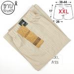 XXL บ๊อกเซอร์วัยรุ่นชายไซส์ใหญ่สุด XXL สีสวยลายสวยใส่สบายผ้าเชิ้ต บ๊อกเซอร์ชาย