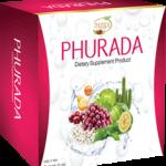 สูตร ช่วยฟื้นฟูระบบขับถ่าย ภูรดา ชนิดเข้มข้น (Phurada) 1 กล่อง