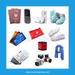 จัดกระเป๋าไปต่างประเทศ 9 สิ่งสำคัญ ที่ต้องพกเมื่อเดินทาง