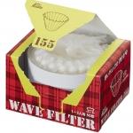Kalita filter กระดาษกรองดริป รุ่น 155 dripper 50 แผ่น สีขาว