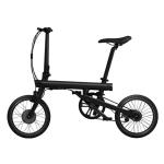 จักรยานพับไฟฟ้า QiCycle - สีดำ ฟรีชุดขาตั้ง+บังโคลน (พร้อมส่ง)