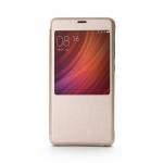 เคส Xiaomi Redmi Pro Smart Flip Case - สีทอง