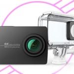 Xiaomi + Yi Action Camera