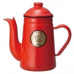 Kalita Kettle กาดริป กาแฟ ขนาด 1.0 ลิตร สีแดง