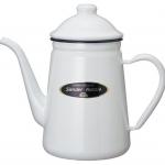 Kalita Kettle กาดริป กาแฟ ขนาด 1.0 ลิตร สีขาว