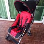 รถเข็นเด็ก Maclaren Quest สีแดง-ดำ รหัสสินค้า SL0068