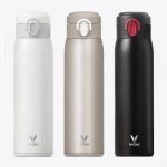 Xiaomi Viomi 460ml. Stainless Steel Vacuum Cup - ขวดน้ำสูญญากาศ ขนาด 460ml.