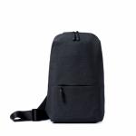 Xiaomi Multifunctional Urban Leisure Chest Pack - กระเป๋าเป้สะพายข้าง รุ่นเออร์เบิน สีเทาดำ