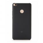 เคส Xiaomi Mi Max 2 Hard Silicone Protective Case - สีดำ (ของแท้)