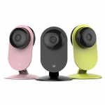 กล้องวงจรปิด Xiaomi - Yi Smart Camera Color Edition (Night Vision)