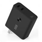 ZMI 2in1 6500mAh Power Bank Charger Adapter - แบตสำรอง 6500mAh + ปลั๊กชาร์จไฟ Zmi