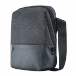 Xiaomi 90 Points Urban Minimalist Messenger Bag - กระเป๋าสะพายข้าง รุ่น 90 พ้อยต์เออเบิร์นมินิมอลลิสต์ (สีเทาเข้ม)