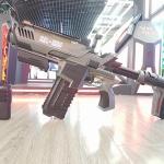 Advanced AR GUN เกมส์ปืนบลูทูธ พัฒนาทักษะ