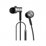Xiaomi Iron Ring Hybrid Dual Drivers Earphones - หูฟัง Xiaomi Hybrid สีเงิน