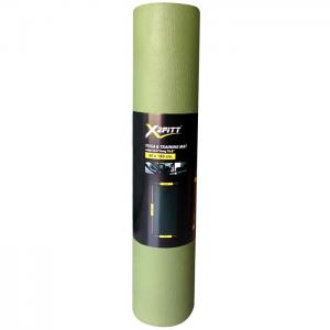 เสื่อโยคะ แผ่นรองโยคะ X2FITT™ Yoga Mat 6mm [Olive-Brown]