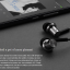 Xiaomi Iron Ring Hybrid Dual Drivers Earphones - หูฟัง Xiaomi Hybrid สีเงิน thumbnail 18