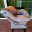 คาร์ซีทมือสอง Leaman สีส้ม-เทา รหัสสินค้า CS0039 thumbnail 9