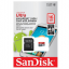 SanDisk Ultra Micro SD Card Class 10 thumbnail 1