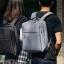 Xiaomi Urban Lifestyle Backpack - กระเป๋าเป้รุ่นเออเบิร์น ไลฟ์สไตล์ สีเทา thumbnail 11