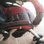 รถเข็นเด็กมือสอง Combi สีแดง คาดเทาดำ รหัสสินค้า :C0010 thumbnail 5
