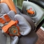 คาร์ซีท Aprica รุ่น Grand Bed สีส้ม-เทา รหัสสินค้า CS0035 thumbnail 9