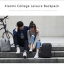 Xiaomi 20L College Leisure Backpack - กระเป๋าเป้รุ่น 20L College Leisure (สีเทา) thumbnail 2