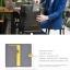 Xiaomi 90 Points Passport Holder - กระเป๋าเก็บพาสปอร์ต thumbnail 6