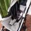 รถเข็นเด็กมือสอง Aprica stick สีดำ-เทา รหัสสินค้า SL0063 thumbnail 4