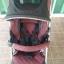 รถเข็นเด็ก Combi รุ่น Granpaseo สีแดงเลือดหมู-ดำ รหัสสินค้า : C0036 thumbnail 17