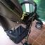 รถเข็นเด็กมือสอง Aprica สีดำแถบเขียว รหัสสินค้า SL0052 thumbnail 6