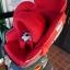 คาร์ซีทมือสอง Aprica Marshmallow สีแดง + หมวก รหัส CS0071 thumbnail 9
