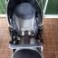 รถเข็นเด็ก Aprica สีเทาขาว-ดำ รหัสสินค้า SL0054 thumbnail 8