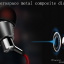 1MORE Design Single Drivers Earphones - สีดำแดง thumbnail 5
