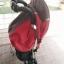 รถเข็นเด็กมือสอง Combi สีแดง คาดเทาดำ รหัสสินค้า :C0010 thumbnail 12