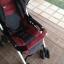 รถเข็นเด็กมือสอง Combi สีแดง คาดเทาดำ รหัสสินค้า :C0010 thumbnail 4