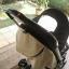 รถเข็นเด็ก Capella สีดำครีม ทูโทน รหัสสินค้า : C0022 thumbnail 3