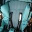รถเข็นเด็ก Aprica รุ่น QL 193 สีฟ้าเบาะผ้าซาติน รหัสสินค้า : C0041 thumbnail 12