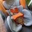 คาร์ซีท Aprica รุ่น Grand Bed สีส้ม-เทา รหัสสินค้า CS0035 thumbnail 6