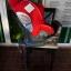 คาร์ซีทมือสอง Aprica Marshmallow สีแดง + หมวก รหัส CS0071 thumbnail 12