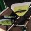 รถเข็น Silver Cross สีเขียว ดำ มือสอง รหัสสินค้า : C0002 thumbnail 7