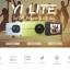 YI Lite Action Camera - สีดำ (เวอร์ชั่น US) thumbnail 2